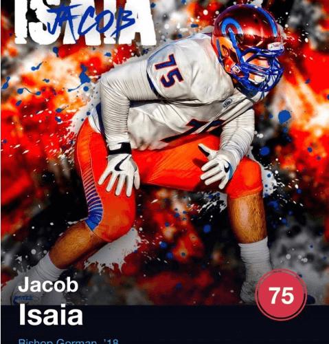 Jacob Isaia
